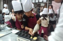 中村調理製菓専門学校の中村祭に家族で行ってきました。楽しく、美味しく、充実した一日でした♪_d0082356_11481564.jpg