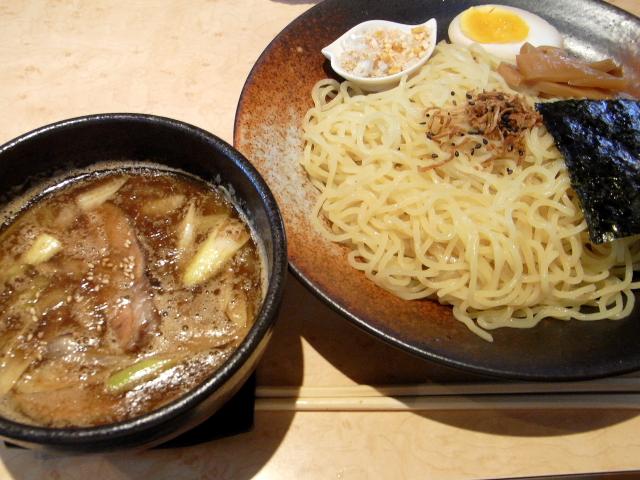 森町「7福神」さんで「和つけ麺」_e0220163_18454946.jpg