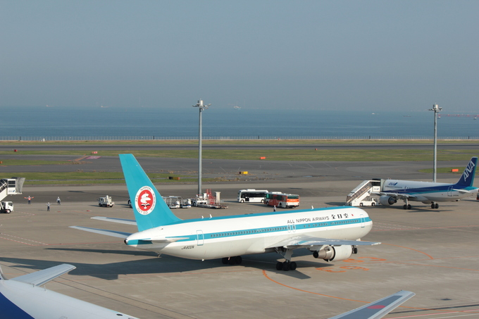 羽田空港到着後!!_d0202264_2223830.jpg