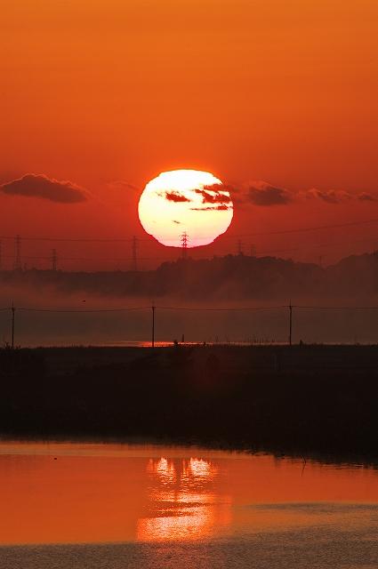 沼の夜明け 3_f0018464_2046914.jpg