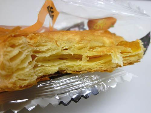 【菓子パン】パンプキンパイ@ヤマザキ_c0152767_2203257.jpg