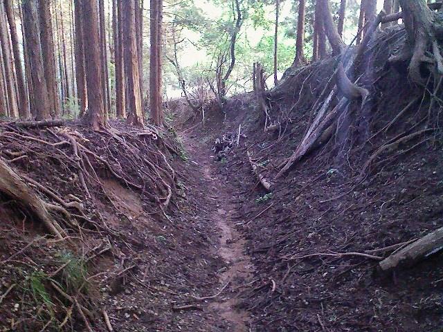 2011/10/28 土俵岳_d0233770_19595025.jpg