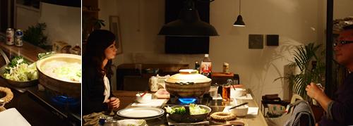 10/31  季節の食卓 tokinosyokutaku _b0207676_020388.jpg
