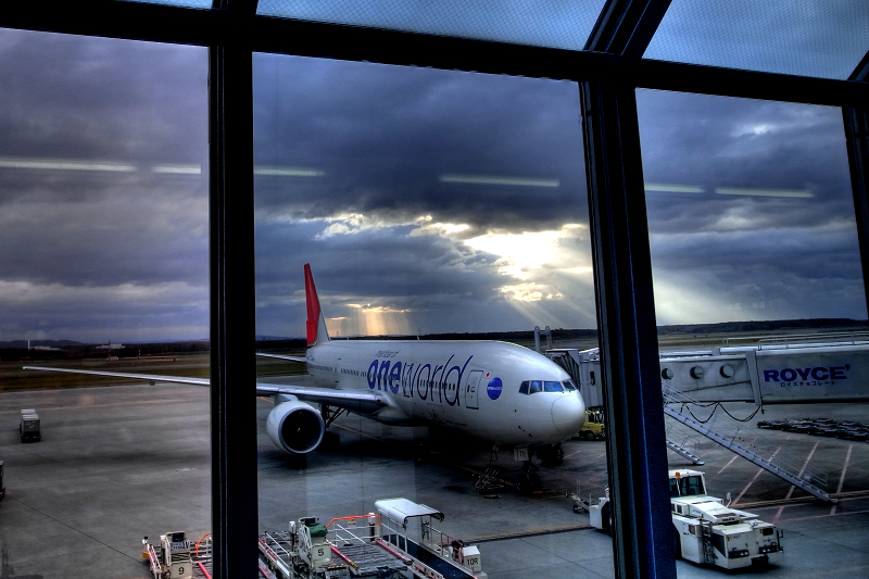 朝一便で東京へ_a0160581_7494219.jpg