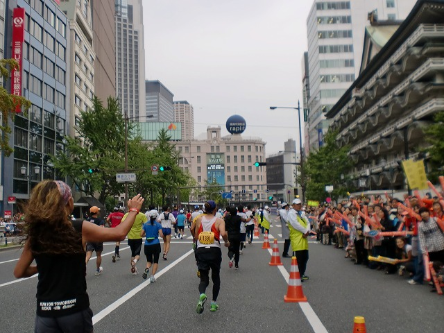 第一回 大阪マラソン 10月30日(日) RUN:42.195km_b0176192_21405264.jpg