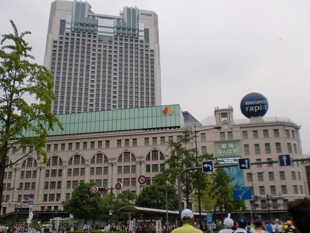 第一回 大阪マラソン 10月30日(日) RUN:42.195km_b0176192_21413737.jpg