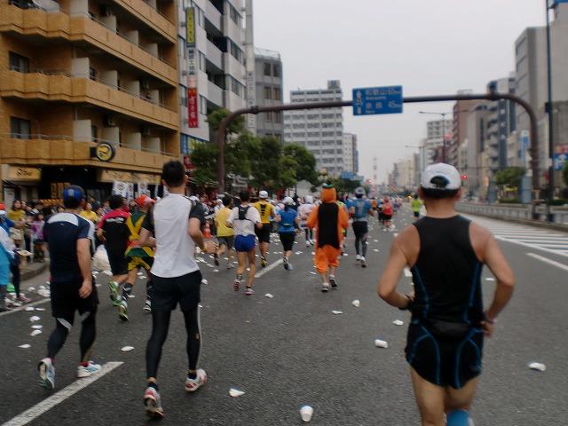 第一回 大阪マラソン 10月30日(日) RUN:42.195km_b0176192_21453315.jpg