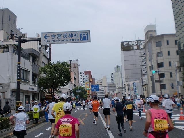 第一回 大阪マラソン 10月30日(日) RUN:42.195km_b0176192_21483969.jpg