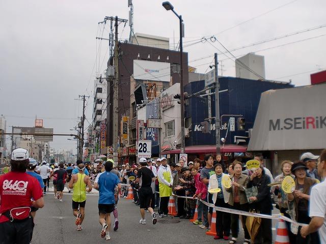 第一回 大阪マラソン 10月30日(日) RUN:42.195km_b0176192_22294138.jpg