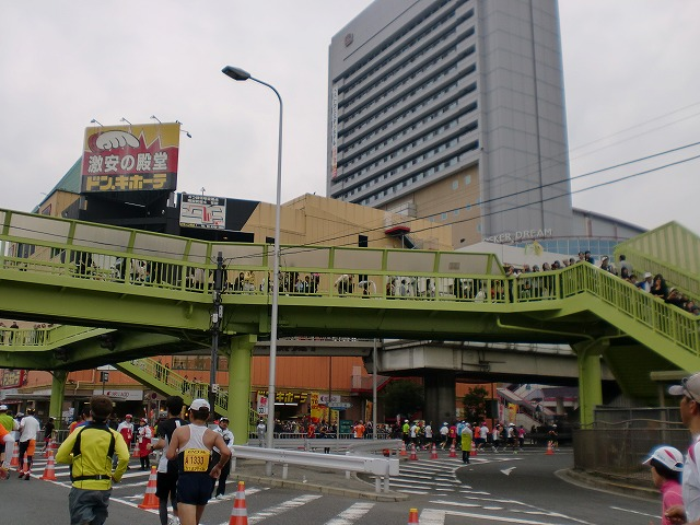 第一回 大阪マラソン 10月30日(日) RUN:42.195km_b0176192_22415965.jpg