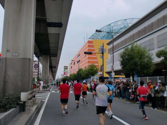 第一回 大阪マラソン 10月30日(日) RUN:42.195km_b0176192_22554792.jpg