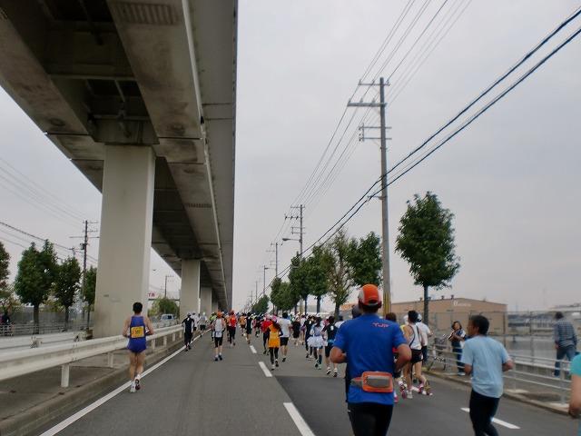 第一回 大阪マラソン 10月30日(日) RUN:42.195km_b0176192_2256275.jpg