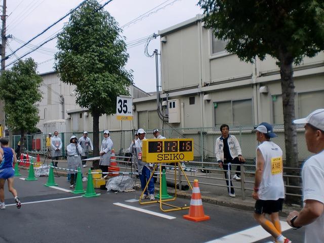 第一回 大阪マラソン 10月30日(日) RUN:42.195km_b0176192_22565380.jpg
