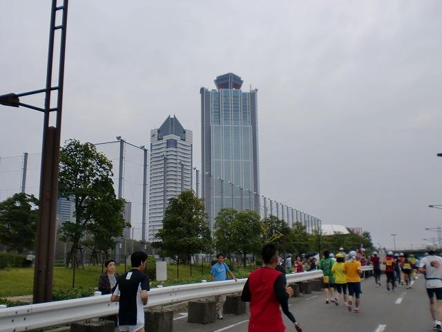 第一回 大阪マラソン 10月30日(日) RUN:42.195km_b0176192_23134870.jpg