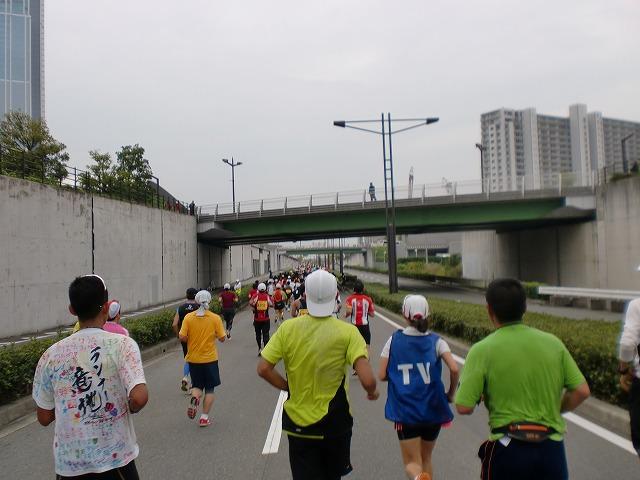 第一回 大阪マラソン 10月30日(日) RUN:42.195km_b0176192_23142689.jpg