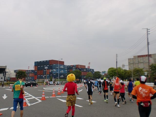 第一回 大阪マラソン 10月30日(日) RUN:42.195km_b0176192_2315057.jpg