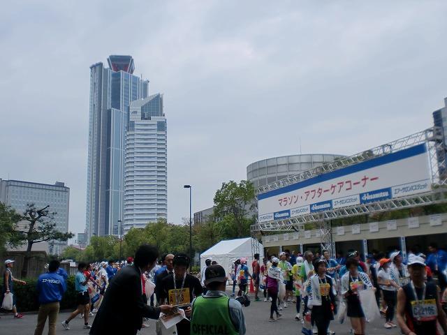 第一回 大阪マラソン 10月30日(日) RUN:42.195km_b0176192_23185253.jpg