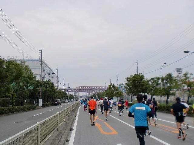第一回 大阪マラソン 10月30日(日) RUN:42.195km_b0176192_2341163.jpg