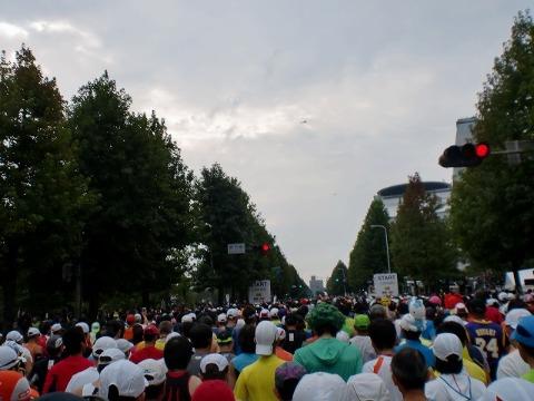 第一回 大阪マラソン 10月30日(日) RUN:42.195km_b0176192_6288100.jpg