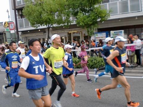 第一回 大阪マラソン 10月30日(日) RUN:42.195km_b0176192_6324389.jpg