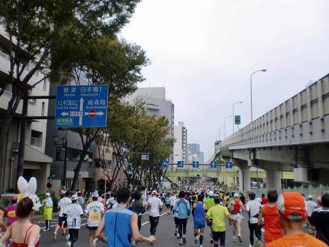 第一回 大阪マラソン 10月30日(日) RUN:42.195km_b0176192_6371690.jpg