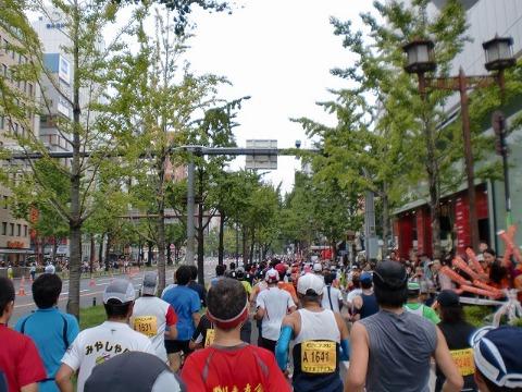 第一回 大阪マラソン 10月30日(日) RUN:42.195km_b0176192_6384582.jpg
