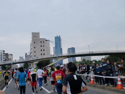 第一回 大阪マラソン 10月30日(日) RUN:42.195km_b0176192_6442564.jpg