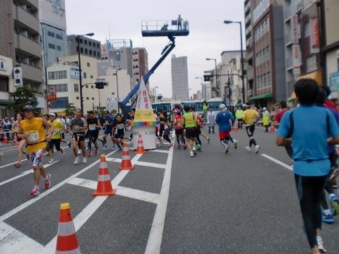 第一回 大阪マラソン 10月30日(日) RUN:42.195km_b0176192_6461491.jpg