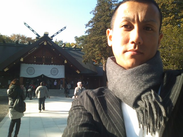 神宮参拝 ランクル札幌店_b0127002_973117.jpg