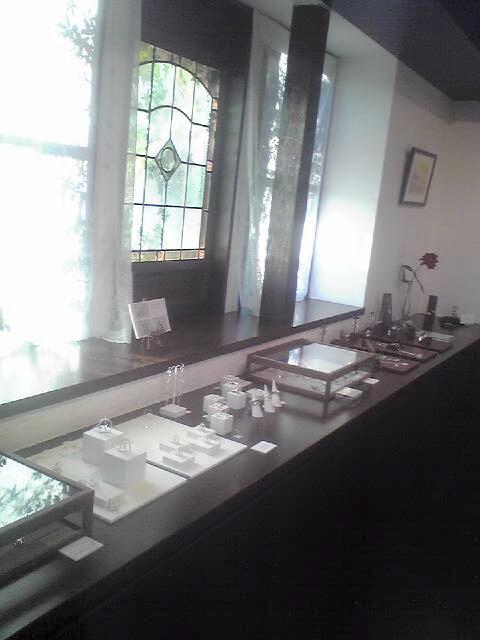 秋の三人展に行ってきました〜gallery cafe nuno〜_e0095418_0433575.jpg