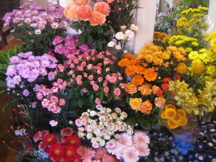 お花屋さん~ショコットへ~☆_a0125419_14512234.jpg