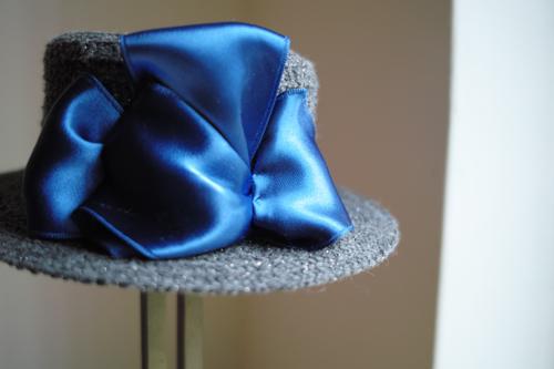 "\""gris \"" for ISETAN ......... head dress .......... _b0129548_0505837.jpg"