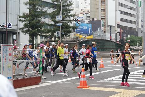 第1回大阪マラソン観戦紀_f0202682_12302298.jpg