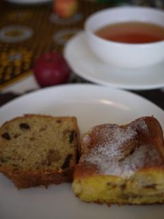 パルケ先生10月 Cake Class 「秋の果物を使った焼き菓子」_e0159185_2205440.jpg