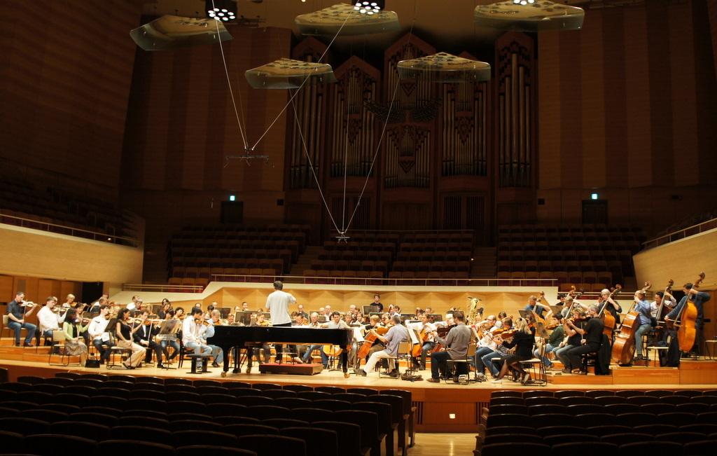佐渡裕氏とベルリンドイツ交響楽団@サントリーホール_c0180686_425990.jpg
