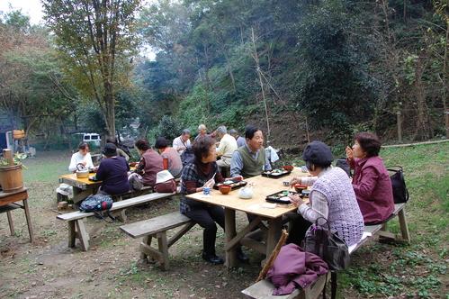 H23年11月度「大人の林間学校」_c0108460_23152414.jpg