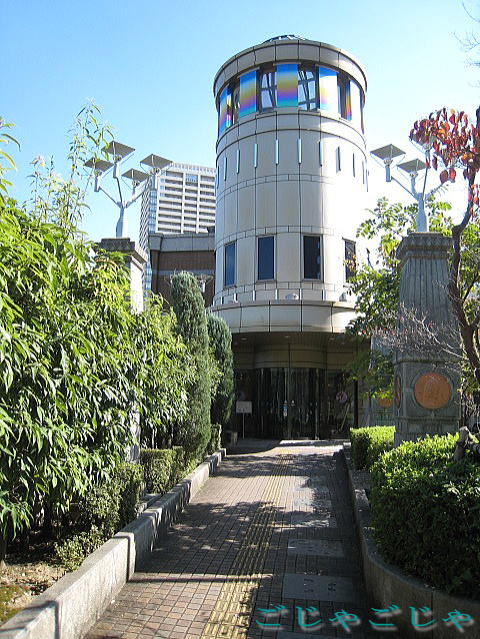 宝塚私立 手塚治虫記念館_b0189573_12014100.jpg