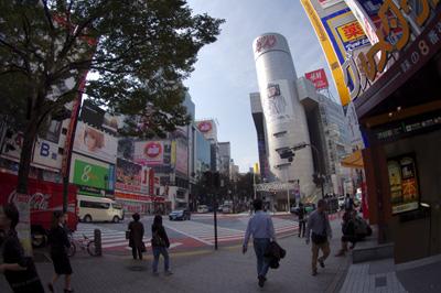 11月2日(水)今日の渋谷109前交差点_b0056983_21402938.jpg
