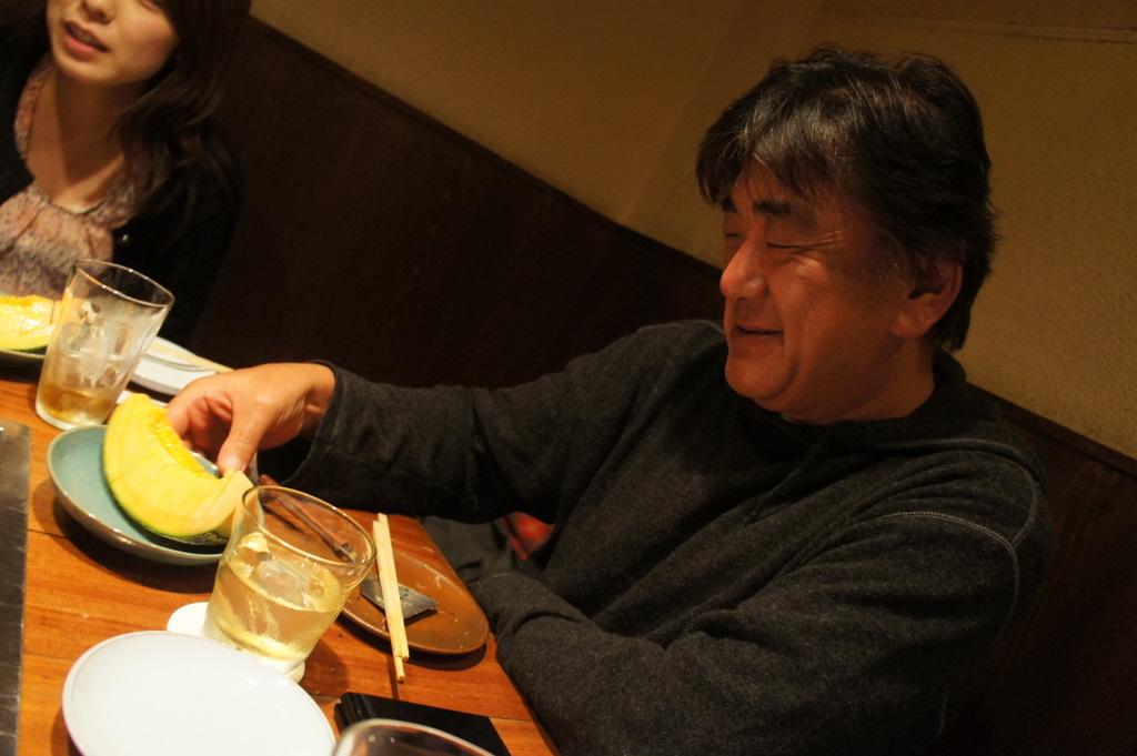 ゆーちゃんと恵比寿で「さーて何を喰おうかな?」_c0180686_12521429.jpg
