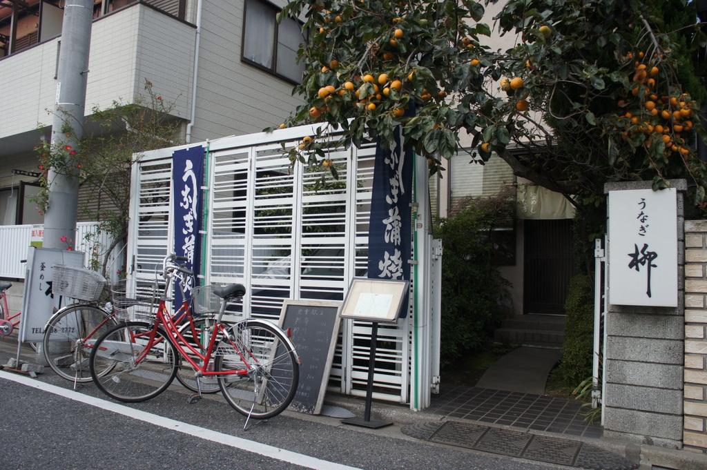 東京でのオフ、昼はのんびり、夜は、、、。_c0180686_8465426.jpg