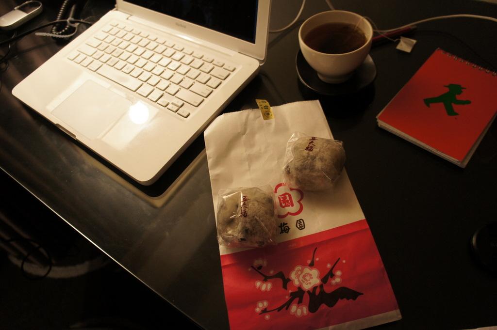 東京でのオフ、昼はのんびり、夜は、、、。_c0180686_847555.jpg