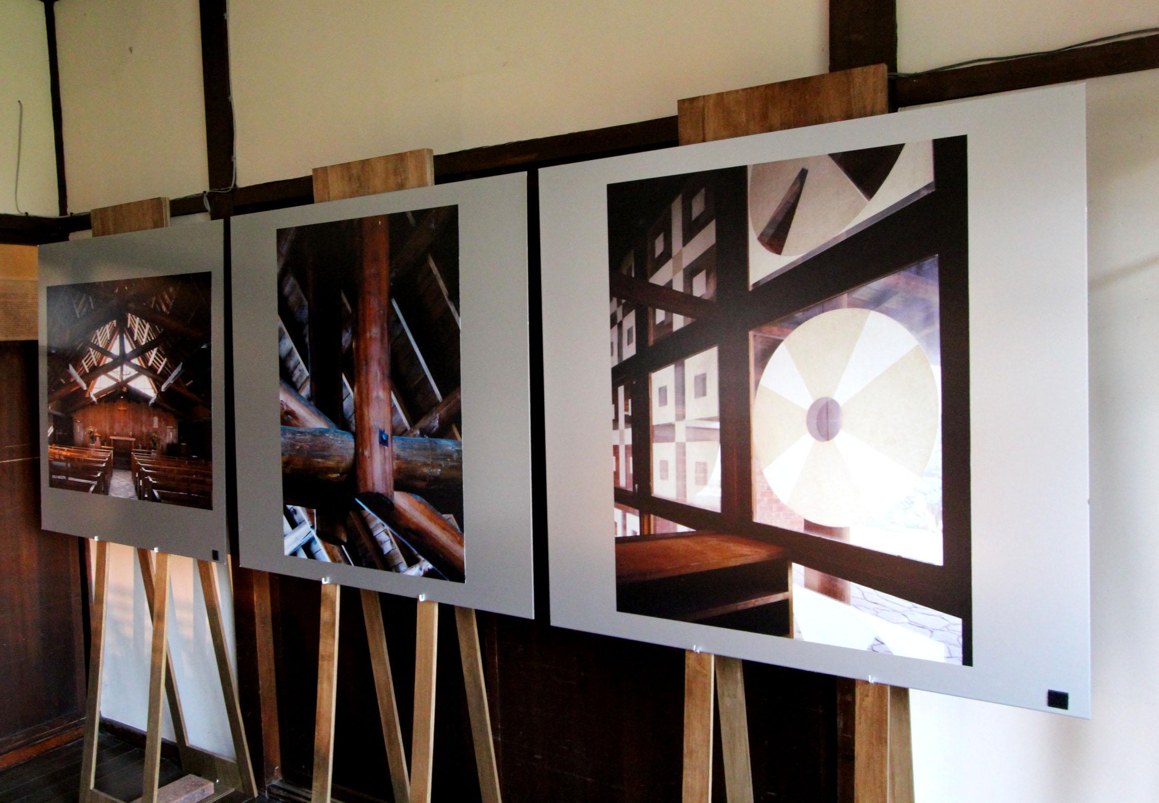 バイオクライマティック建築シンポ・札幌小樽6:田上義也記念室4_e0054299_9413959.jpg