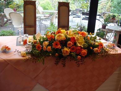 カフェの婚礼と和の婚礼お食事会_d0227610_23183911.jpg