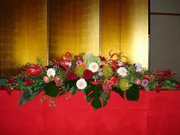 カフェの婚礼と和の婚礼お食事会_d0227610_2320239.jpg
