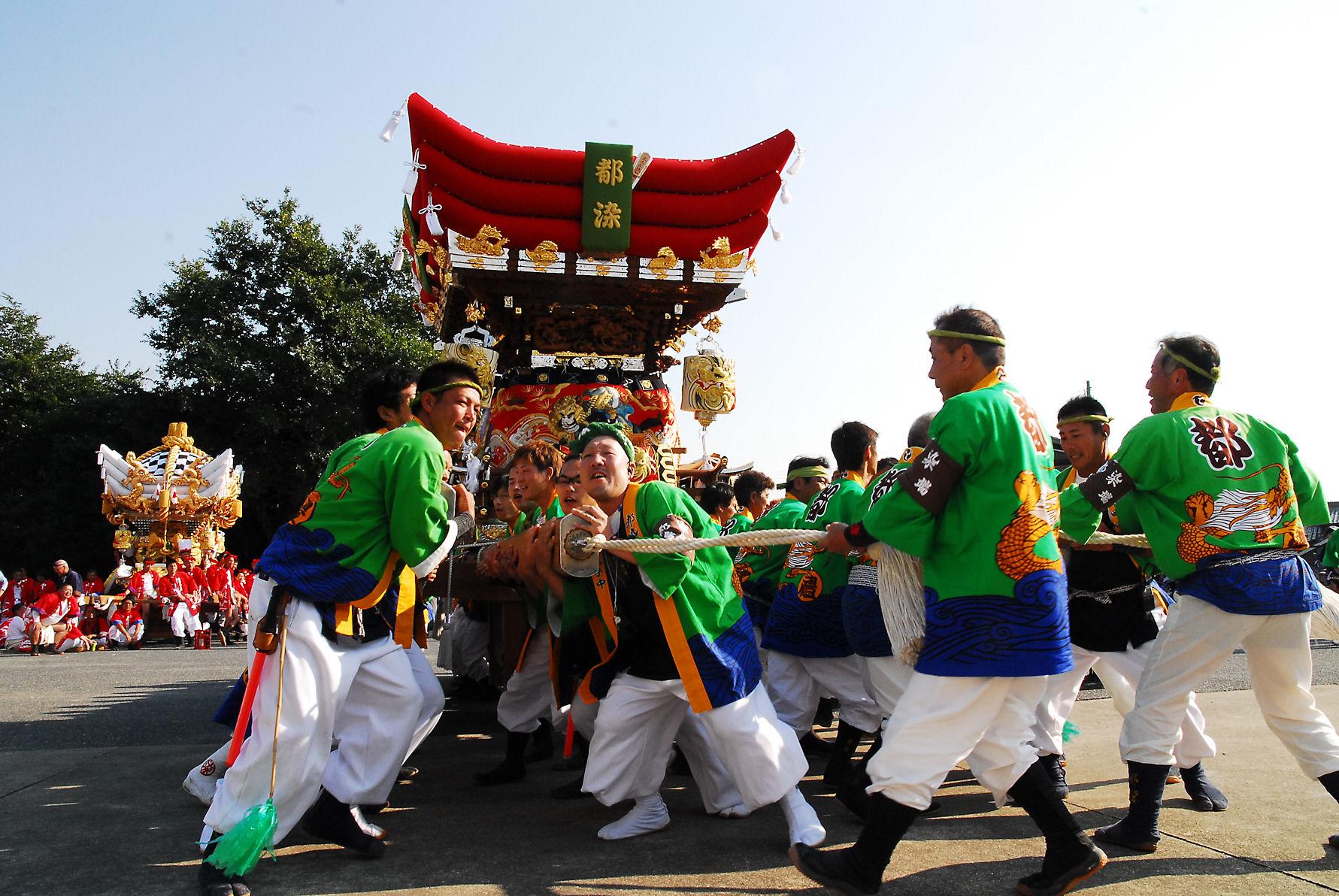 上荘神社の祭り15_c0136419_23243510.jpg