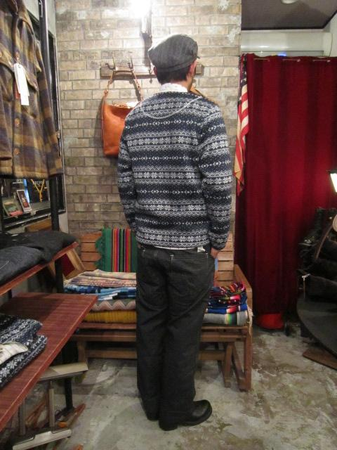 """ANACHRONORM \""""Nordick Tilted Henley Neck L/S T-shirt\"""" ご紹介_f0191324_917165.jpg"""