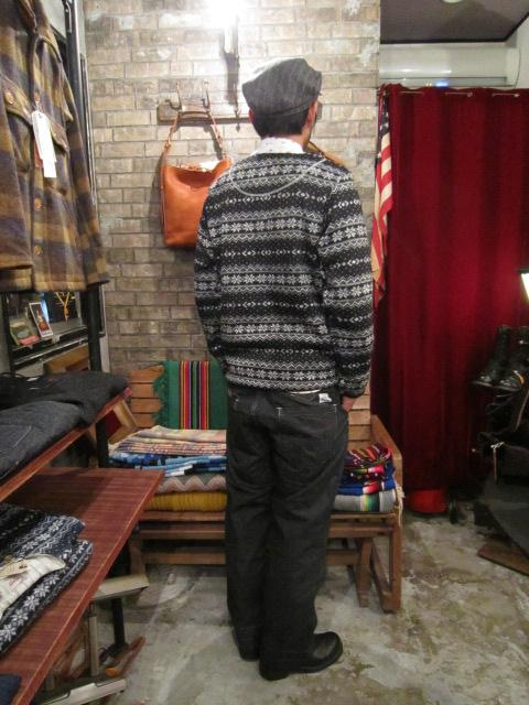 """ANACHRONORM \""""Nordick Tilted Henley Neck L/S T-shirt\"""" ご紹介_f0191324_9181871.jpg"""