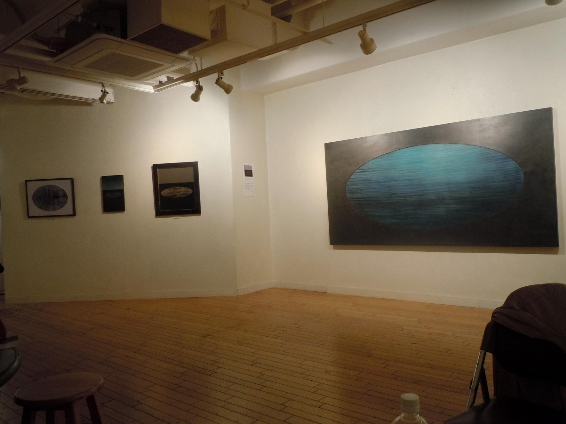 1603) 「林教司・個展 『Water Seed (水の種子) 2011』」 たぴお 10月31日(月)~11月5日(土)  _f0126829_20471629.jpg