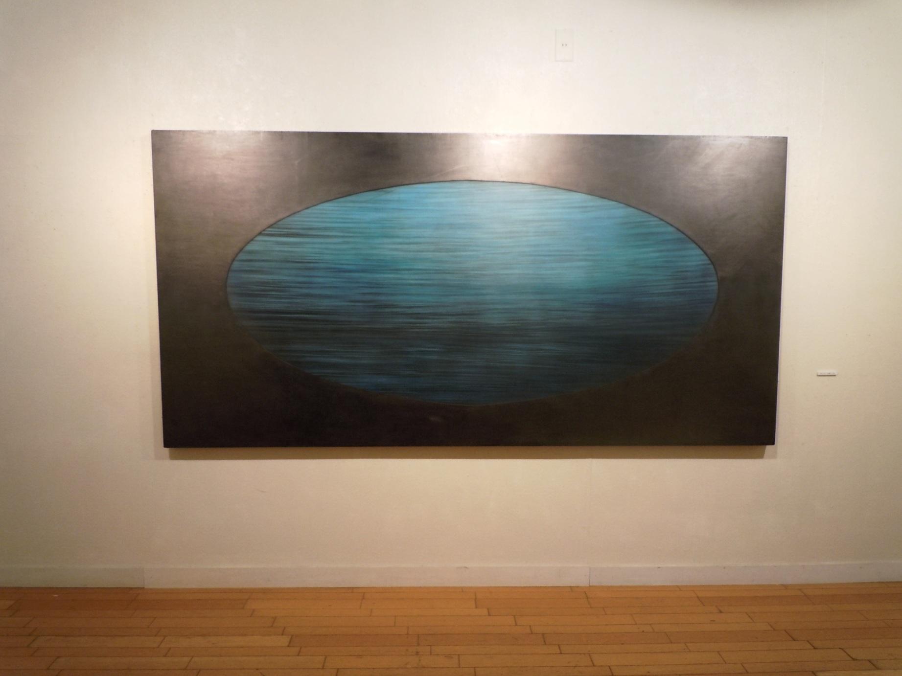 1603) 「林教司・個展 『Water Seed (水の種子) 2011』」 たぴお 10月31日(月)~11月5日(土)  _f0126829_20491310.jpg