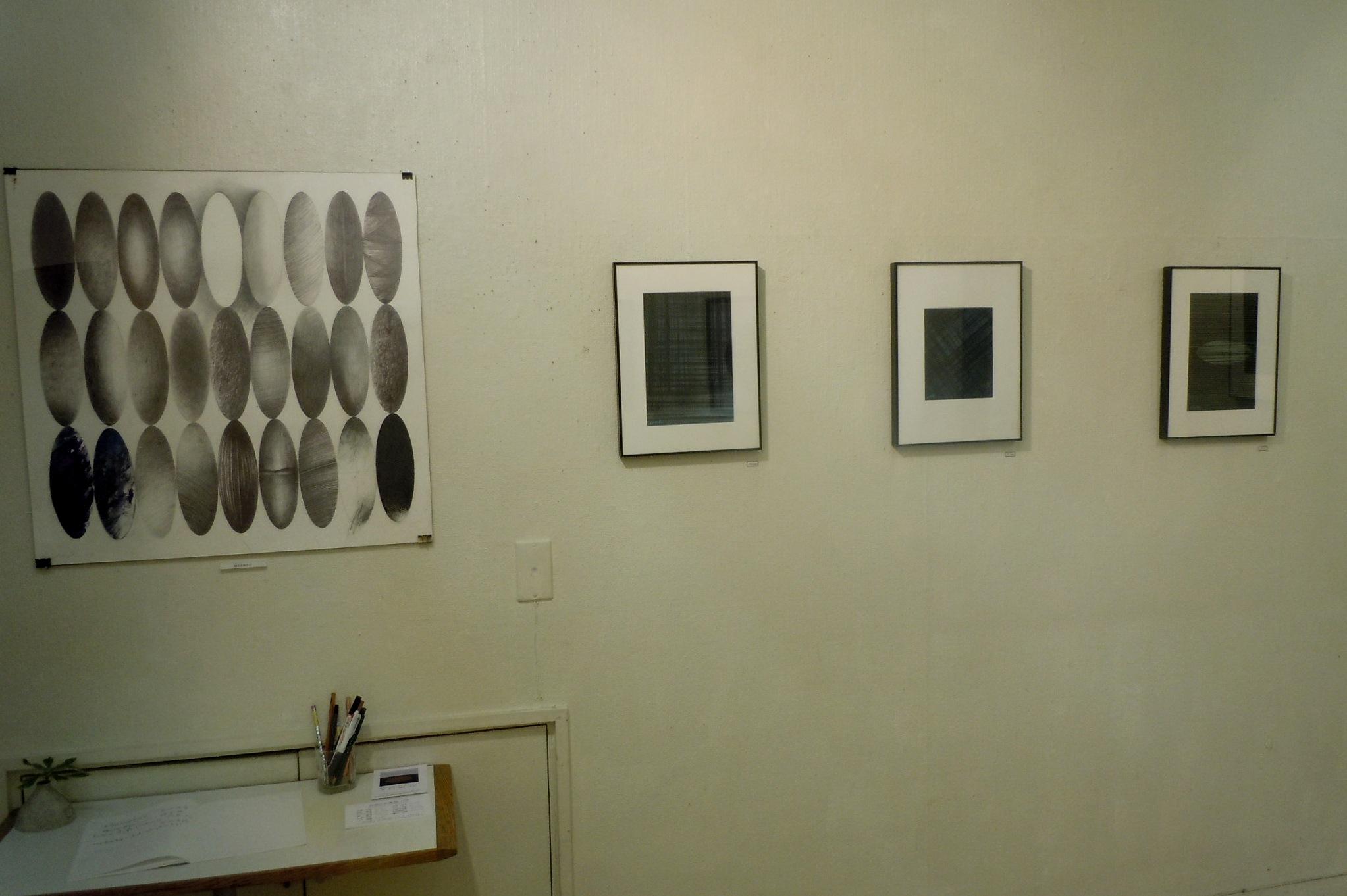 1603) 「林教司・個展 『Water Seed (水の種子) 2011』」 たぴお 10月31日(月)~11月5日(土)  _f0126829_20532060.jpg